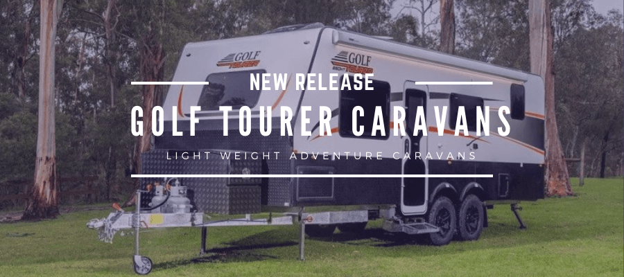 Lightweight Adventure Caravans
