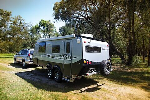 Innovative Michael Fox, The Man Behind Nowdefunct Twilight Caravans  Which Went Bust With Debts Of Almost $1 Million  Failed To Front 69 Devastated Creditors, Including His Mother Who Lost $117,000, At A Meeting In Adelaide  Listed For Sale On