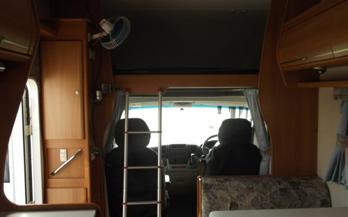Jayco Conquest Motorhome cabin
