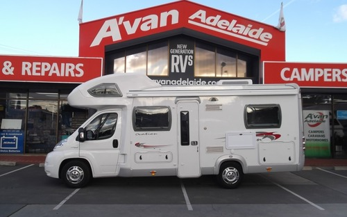 2013 Avan Ovation M3 Model Motorhome