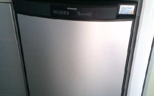 2013 Sportcruiser off road caravan fridge