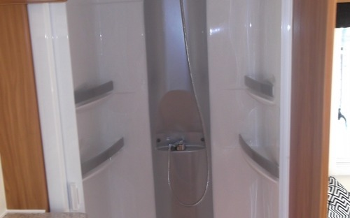 Avan Frances Ensuite Hardtop Caravan Shower