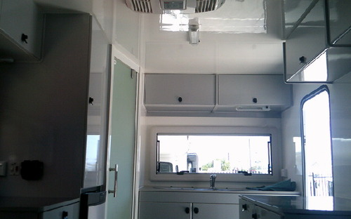 2013 Sportcruiser off road caravan interior