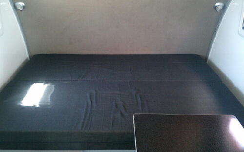 2013 Sportcruiser off road caravan bed