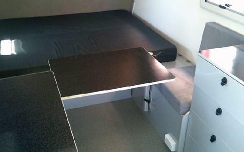 2013 Sportcruiser off road caravan table