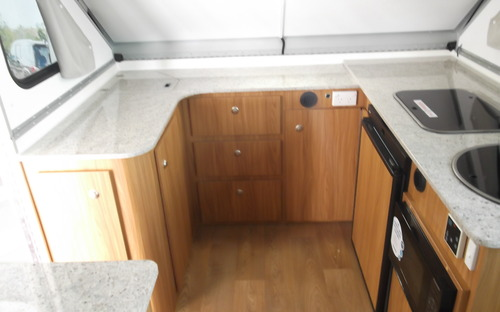 Avan Cruiseliner 5 Camper Kitchen