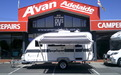 2013 Sportcruiser off road caravan awning