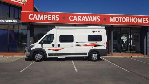 Avan Applause 500 Motorhome